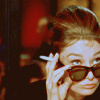 Audrey Hepburn picha probably with sunglasses entitled Audrey