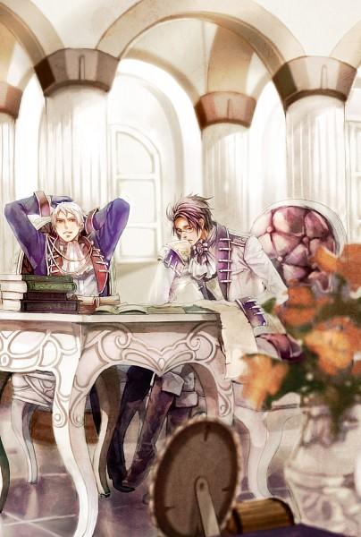 Austria and Prussia