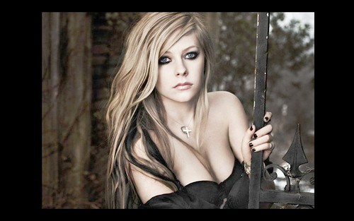Аврил Лавин Обои entitled Avril Lavigne
