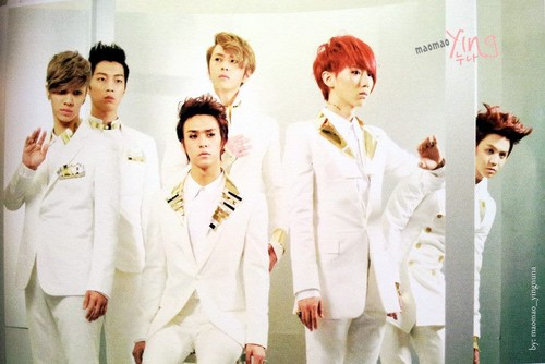 BEAST @ ''Midnight Sun'' Limited Edition Photocards