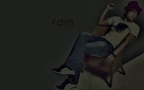 BI RAIN achtergrond
