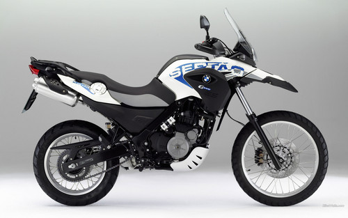BMW ENDURO FUNDURO G650