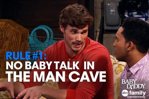 Baby Daddy Quote - Danny