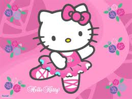 Ballet Hello Kitty