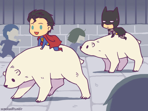 Batman&Superman