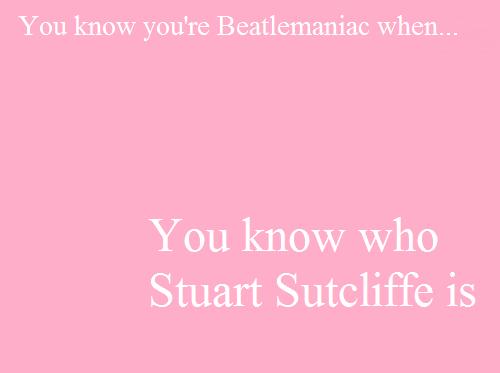 Beatlemaniacs! <3<3<3