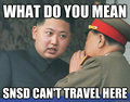 Because your a ugly north korean dictator who will be willing to lock them in your toture camps.....