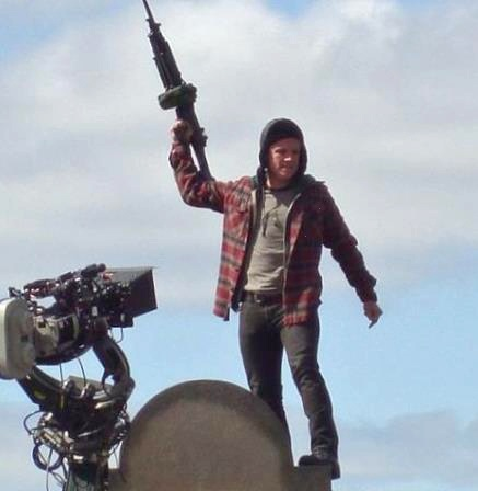 Behind the scenes of Red Dawn