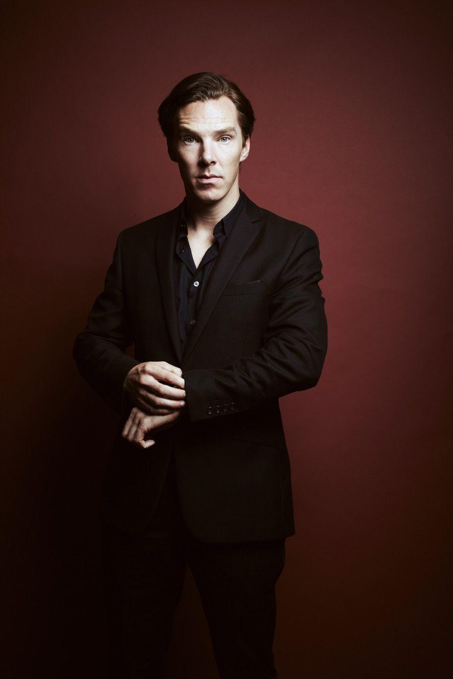 Benedict Cumberbatch i...