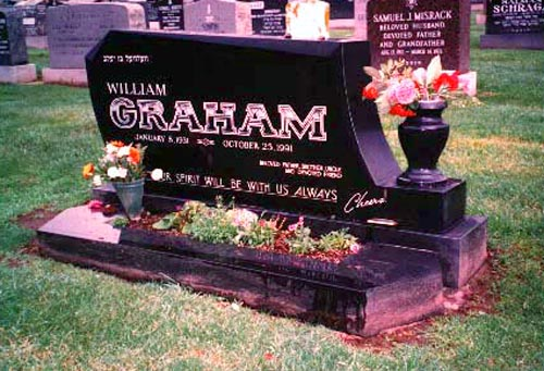 Bill Graham (January 8, 1931 – October 25, 1991