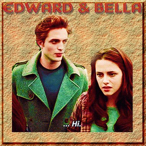 Blend Edward & Bella