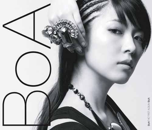 BoA s American album