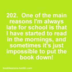 Bookfessions 201-220