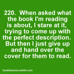 Bookfessions 201-220