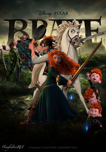 Brave and Tangled