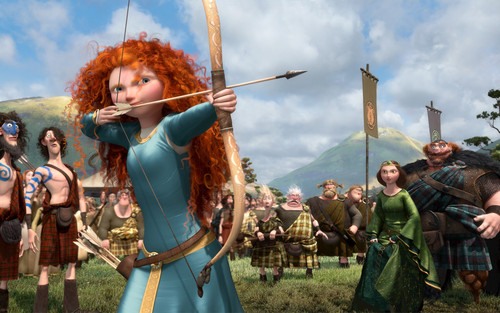 Merida Was Always Thin