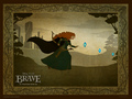Brave - merida wallpaper
