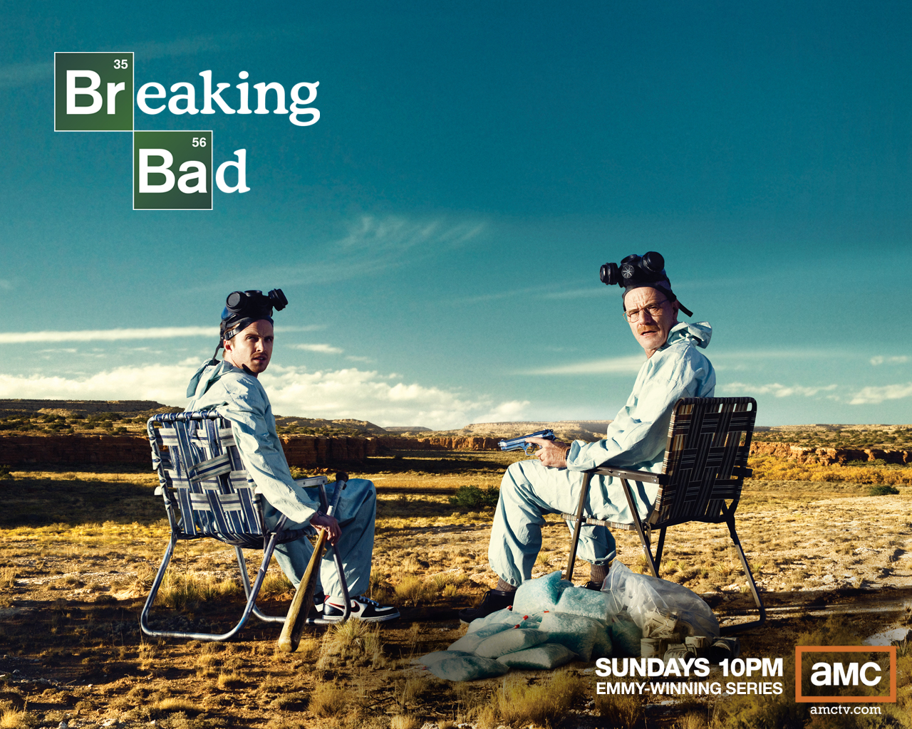 Breaking Bad season 1 fondo de pantalla
