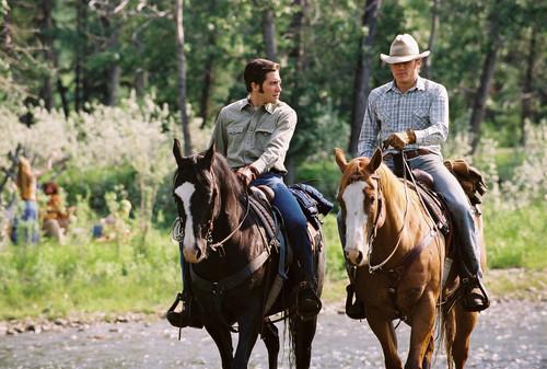 Brokeback Mountain Promotional Stills