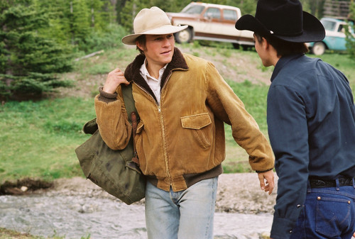 Brokeback Mountain Promotional Stills