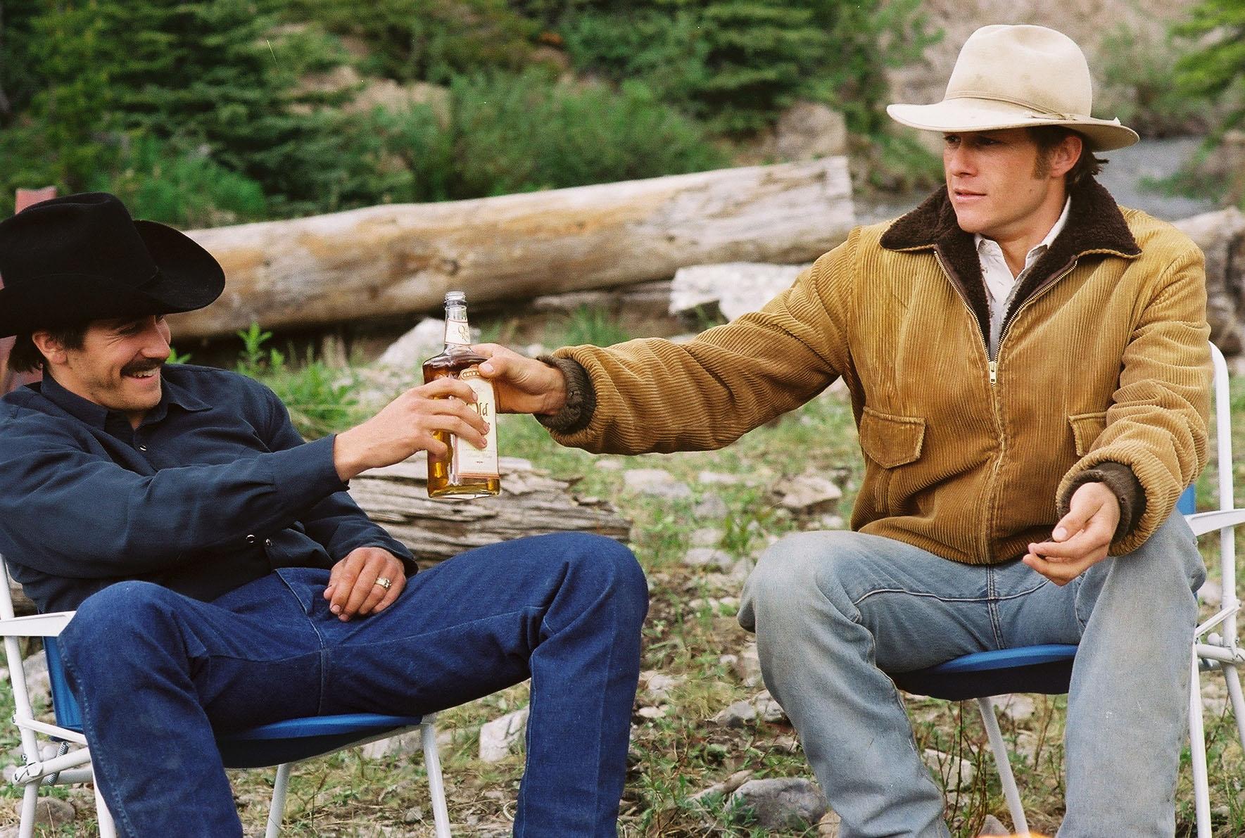 brokeback mountain and the western I segreti di brokeback mountain  un gay-movie western diretto forse dal più sopravvalutato fra i registi dell'estremo oriente non aveva tutti i presupposti per.