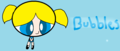 Bubbles!!!! - powerpuff-girls fan art