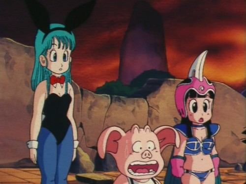 Bulma & Chichi - DragonBall Screenshot