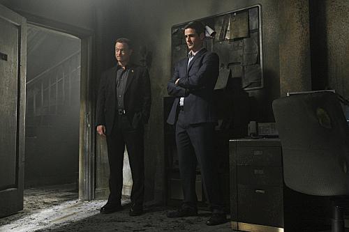 CSI - Scena del crimine NY 9x01