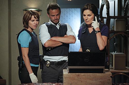 CSI NY 9x01