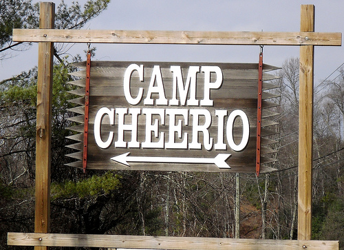 Camp Cheerio