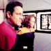 Chakotay and B'Elanna - chakotay icon