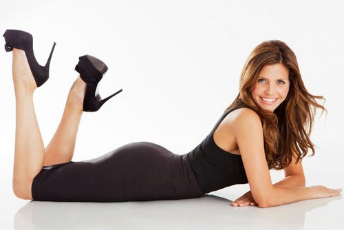 Charisma Carpenter  New Photo shoot