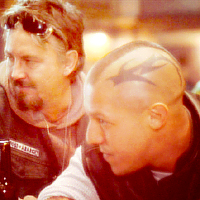 Chibs & Juice - Sons Of Anarchy Icon (31889622) - Fanpop fanclubs