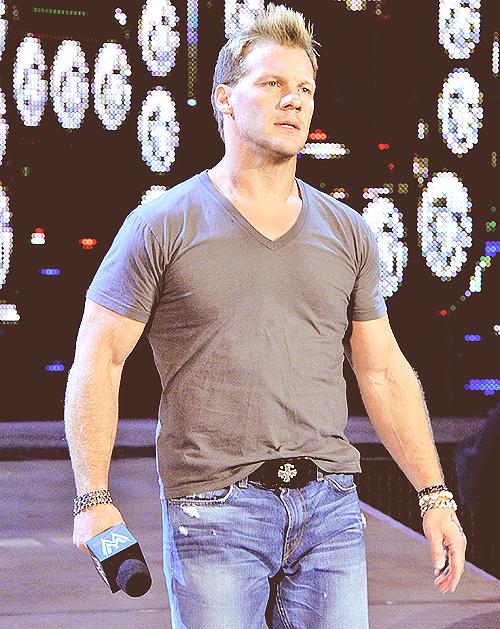 Chris Jericho Chris Jericho WWE Smackdown 8/17/12