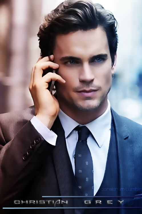 Christian Grey Blackberry