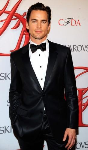 Christian Grey in Tux