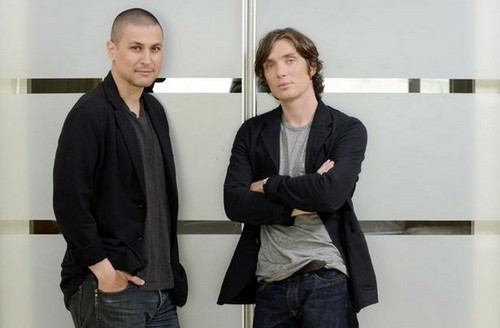 Cillian Murphy and Rodrigo Cortés