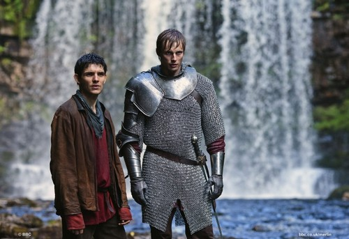 Colin morgan Interview: Is the Bromance Over In Series 5?