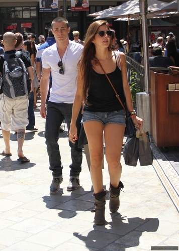 Colton At The Grove In LA