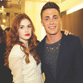 Colton Haynes + Holland Roden - colton-haynes fan art