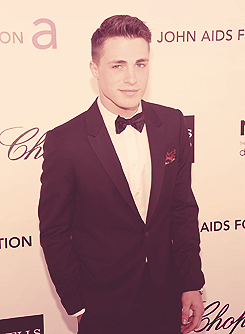 Colton Haynes wallpaper with a business suit and a suit titled Colton Haynes