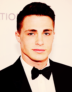 Colton Haynes wallpaper with a business suit titled Colton Haynes