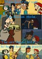 Comparing TxG & MxZ - total-drama-island fan art