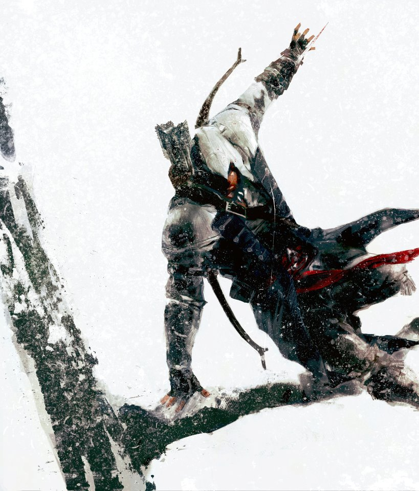 assassins creed 3 connor - photo #14