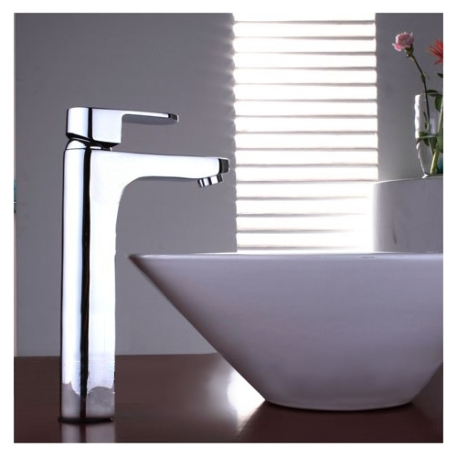 ... bathroom titled Contemporary Waterfall Bathroom Sink Faucet (Chrome