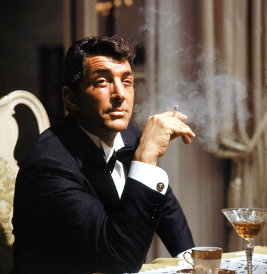 Dean Martin fond d'écran with a business suit entitled Cool Pose