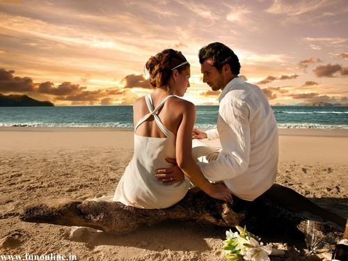 Love Wallpaper Probably Containing A Beach An Oceanfront And Seaside Titled Cute Couples