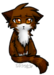 Cute Leafpool - spottedfire25 icon