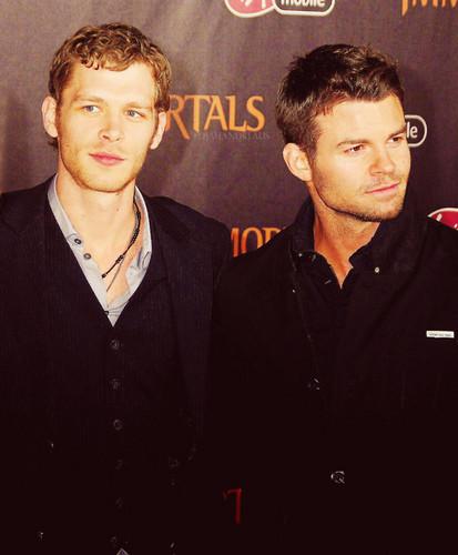 Daniel & Joseph