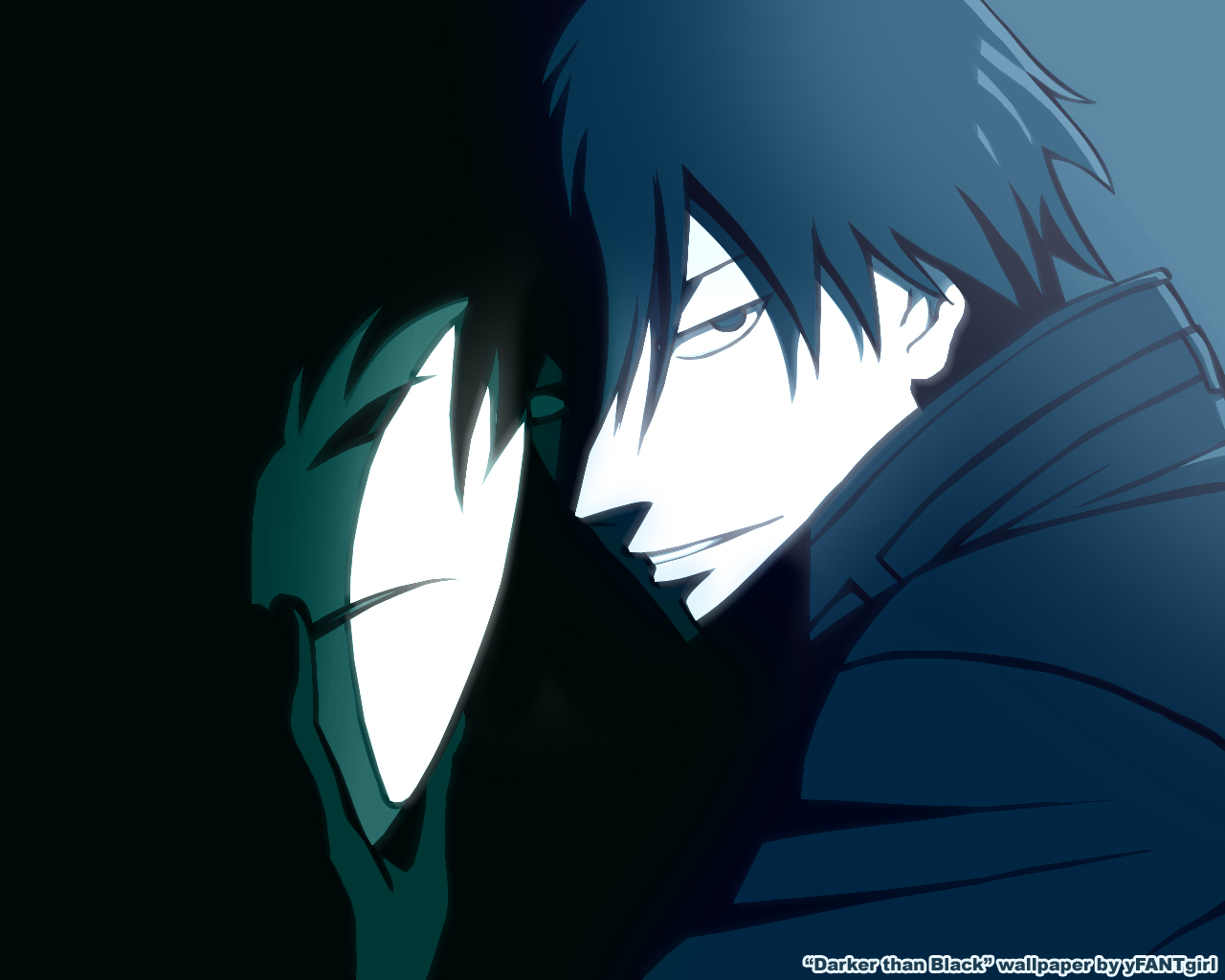 Fandoms Images Darker Than Black Hd Wallpaper And Background Photos